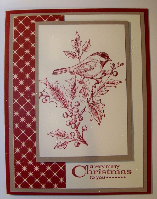 Stamping With Tamie Stampin Up Beautiful Season