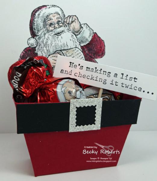 Santa box