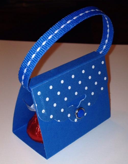 Kiss purse