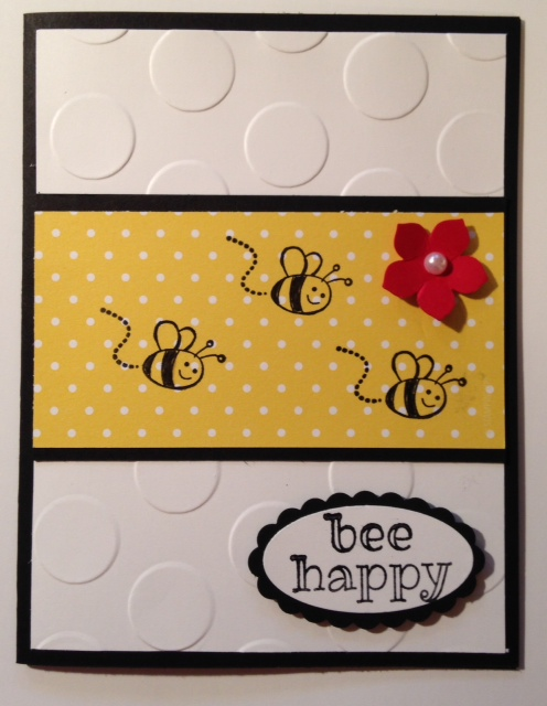 Bee happy2