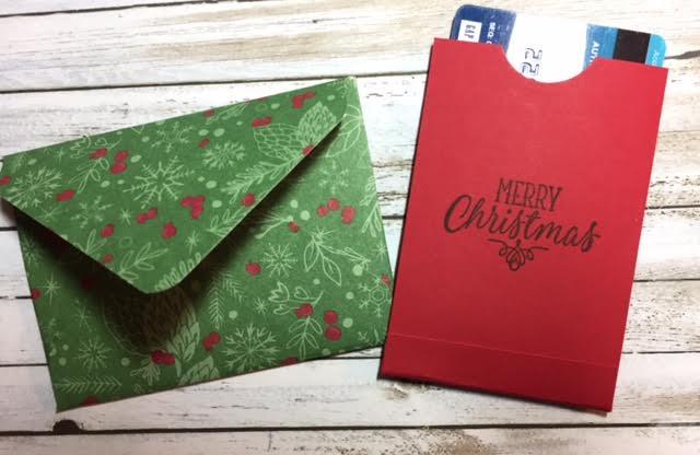 Gift card holder2