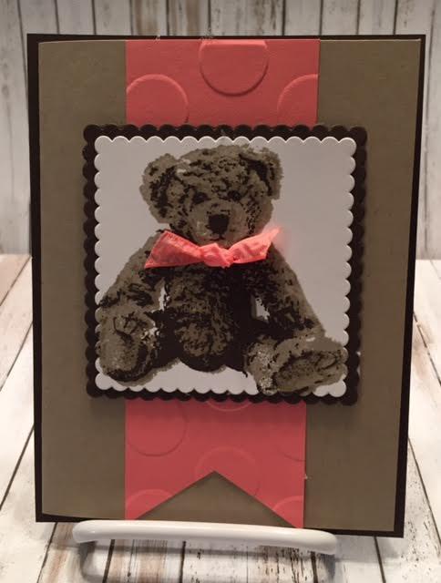 Baby bear flirty