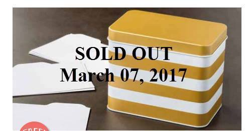 Sold out 2